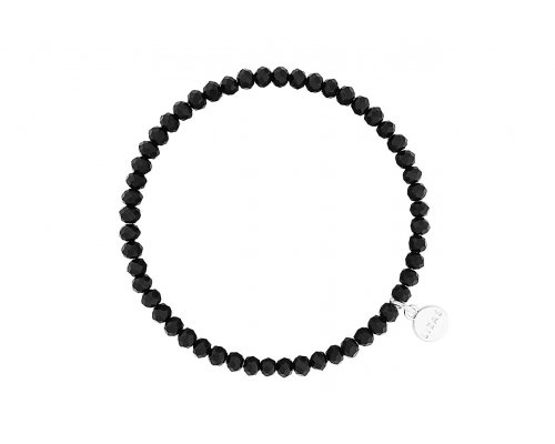 Schwarzes Armband