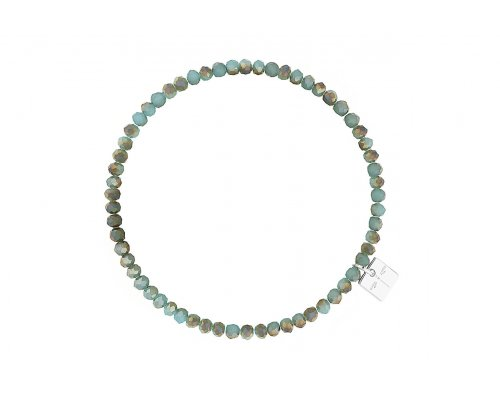 Basic Armband mit Glasperlen