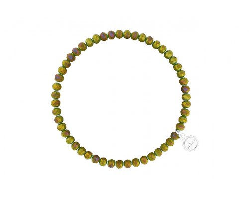 "Armband ""Knoxville"" - Green Olive"