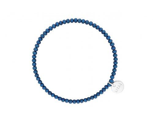 "Armband ""Fineville"" - Deep Blue"