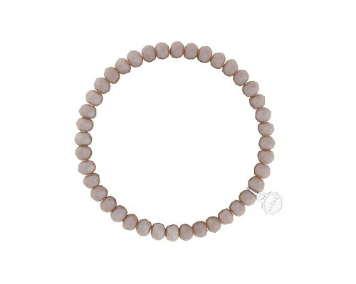 Armband in Taupe
