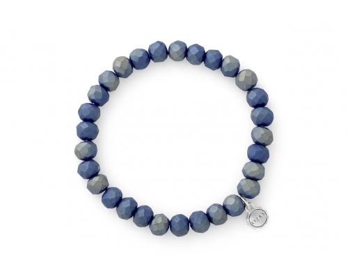Clarksville Armband Blau