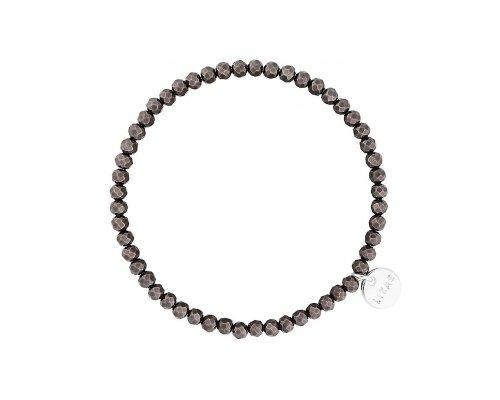 Braunes Basic Armband