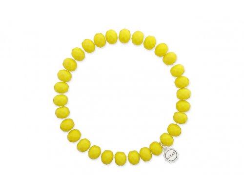 "Armband ""Clarksville"" - Yellow"