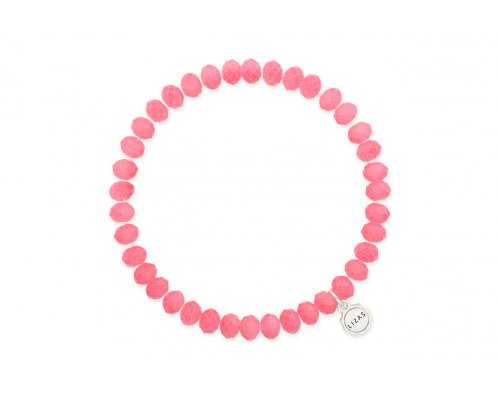 Basic Armband in Pink