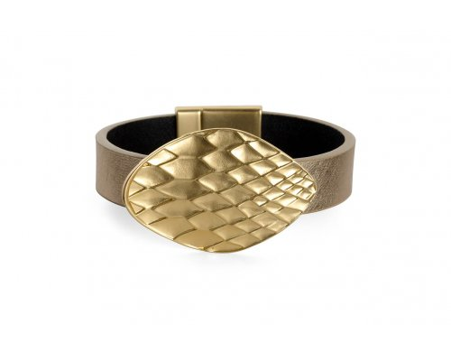 Armband - Golden Statement