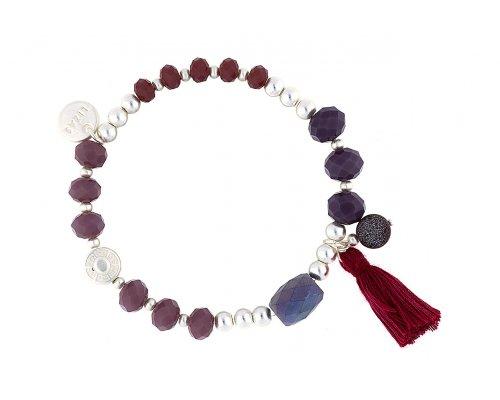 Armband - Walk Of Purple