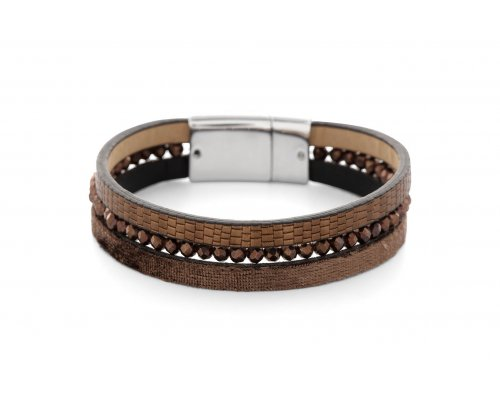 Armband - Chocolate Dream