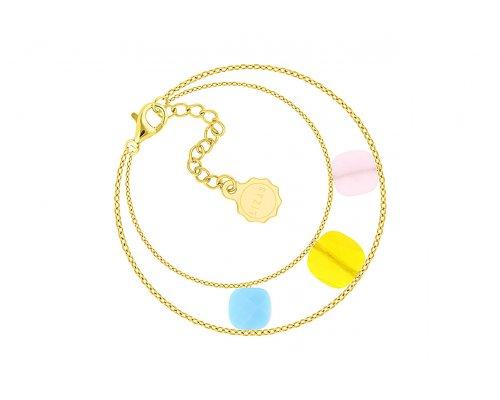 Armband - Jelly Fruits Yellow