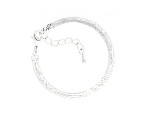 Armband - Silver Flow
