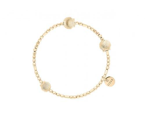 Armband - Golden Pecten