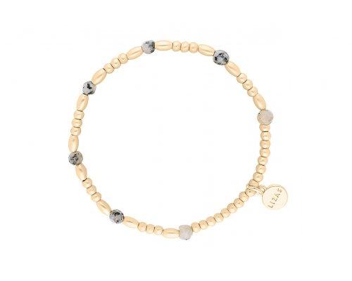 "Armband ""Livingston"" - Lumina Gold"