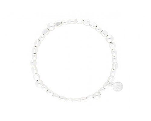 "Armband ""Livingston"" - Unitario Silber"
