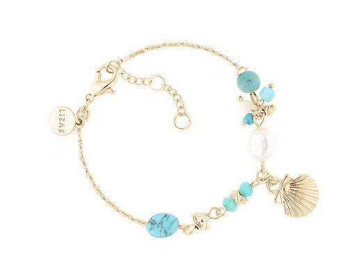 """Armband - Ava """"Turquoise"""""""