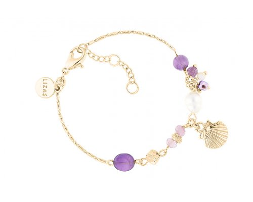 "Armband - Ava ""Violet"""