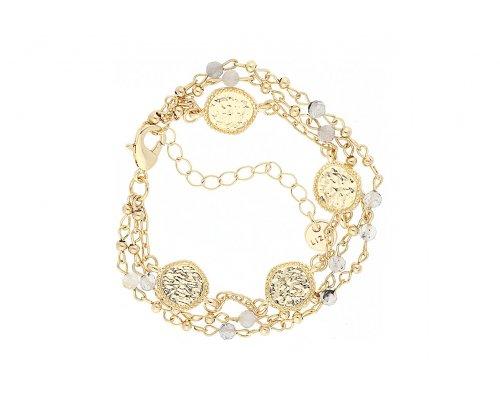 Armband - Golden Shade