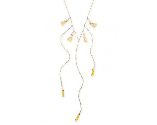 Halskette Gladiola