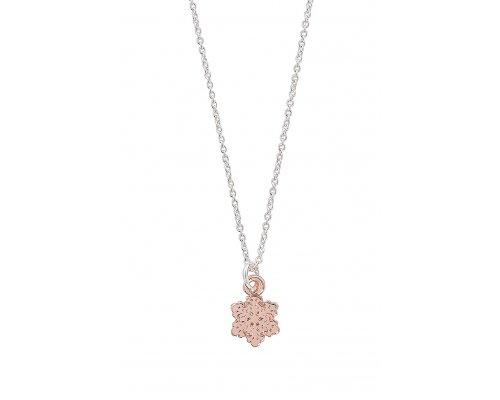 Halskette - Pink Star Detailbild