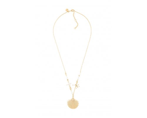 Halskette - Ava Shell