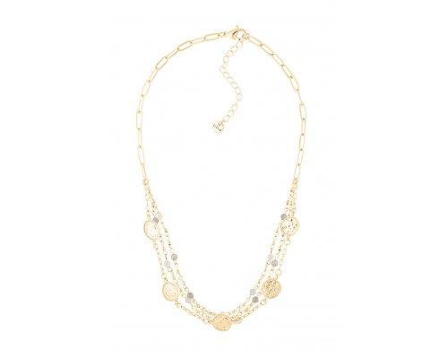 Halskette - Golden Shade