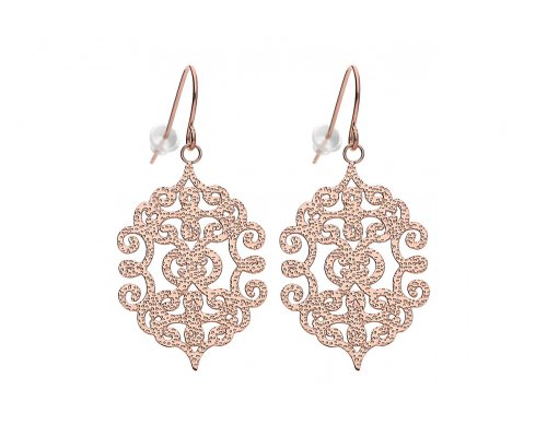 Ohrhänger mit Ornamenten