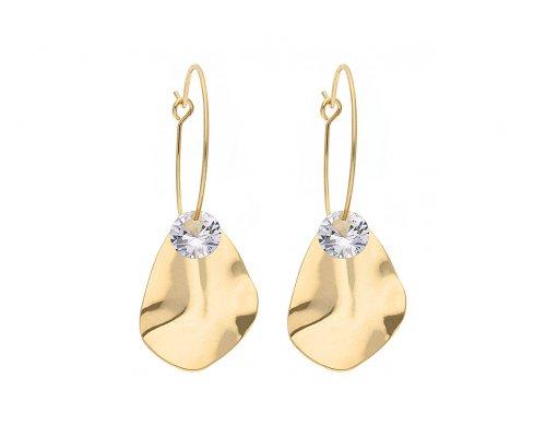 Ohrring - I Want Gold