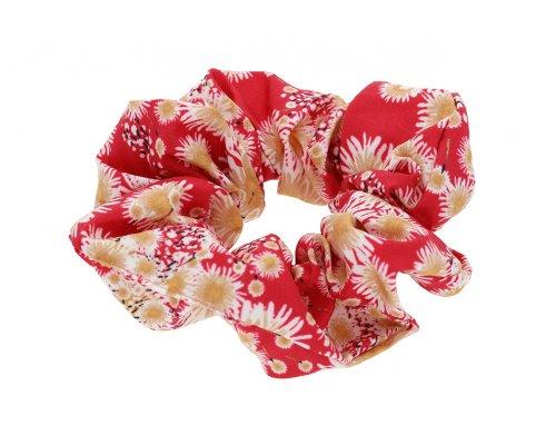 Haargummi - Floret Crimson