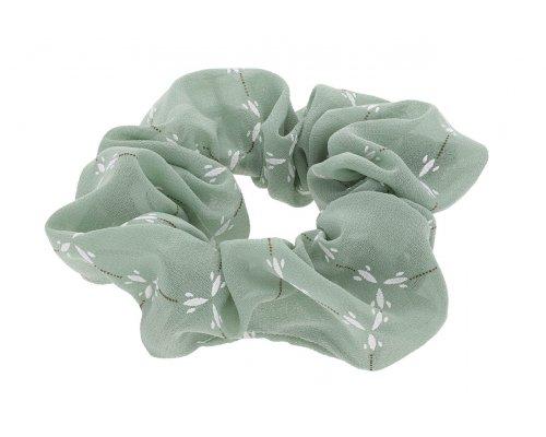 Haargummi - Gently Floral Moss