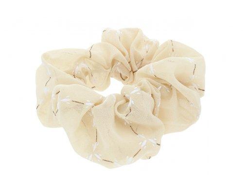 Haargummi - Gently Floral Lemon