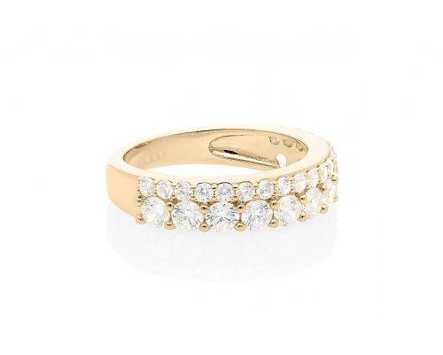 Ring - Scintiller Gold EU56