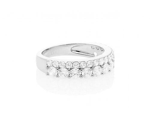 Ring - Scintiller Silver EU54
