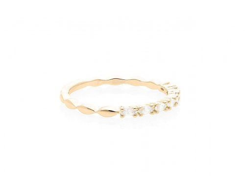Ring - Brillar Gold EU54