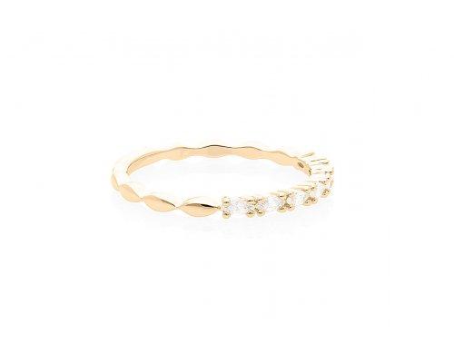 Ring - Brillar Gold EU56