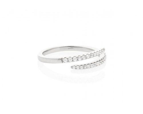 Ring - Jolie Silber EU54