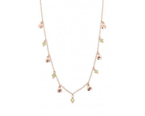 Halskette Lime Daling