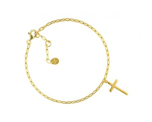 Armband - Golden Cross Bracelet