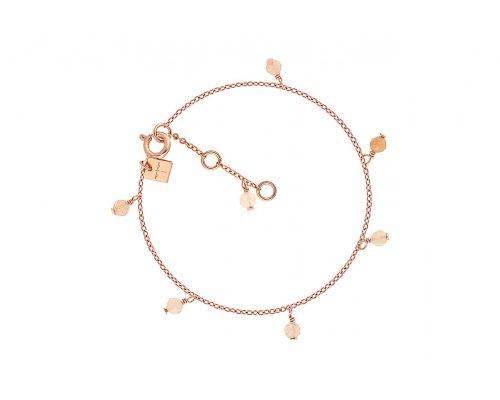 Armband mit kleinen Steinen