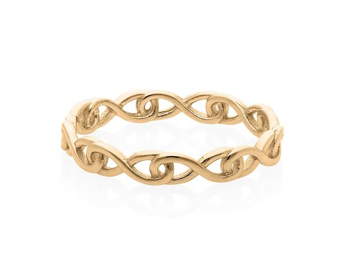Ring - Majestic Gold EU54