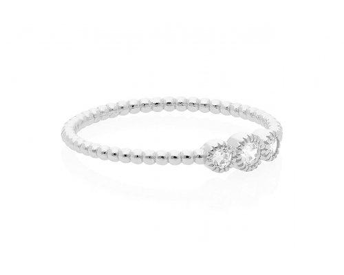 Ring - Denver Silver EU56