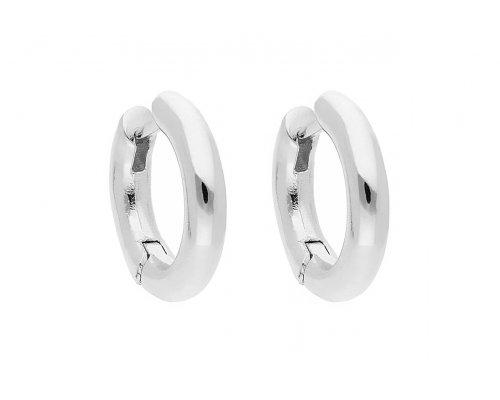 Ohrring - Seville Silver