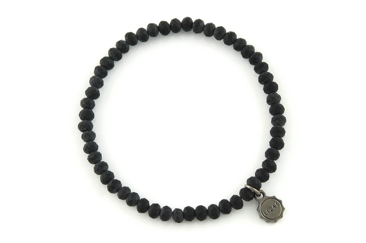 Armband ''Knoxville'' - Black Matt