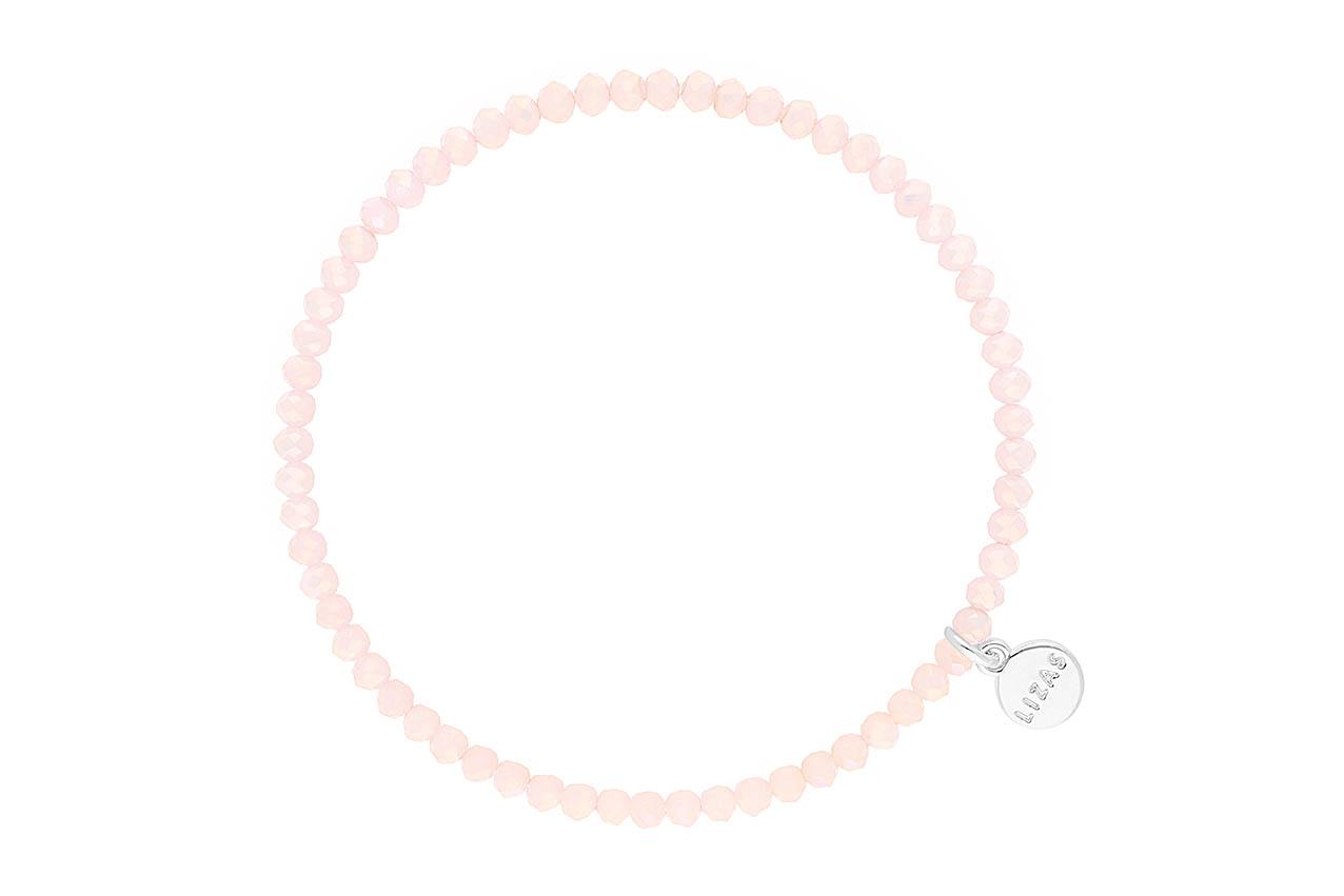 "Armband ""Fineville"" - Pale Pink"