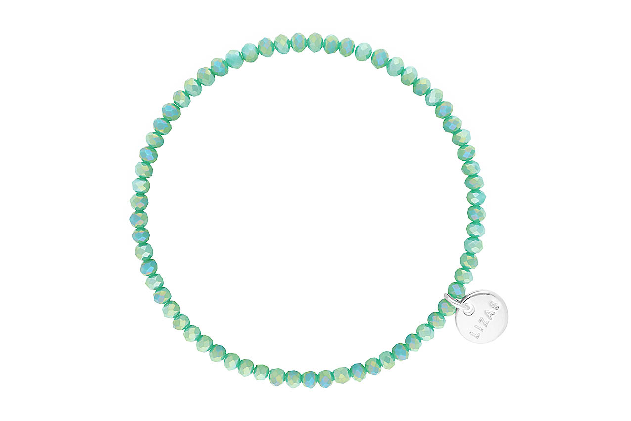 "Armband ""Fineville"" - Summer Green"