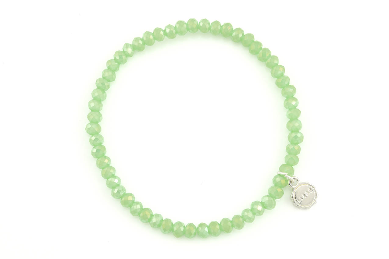 "Armband ""Knoxville"" - Green Apple"