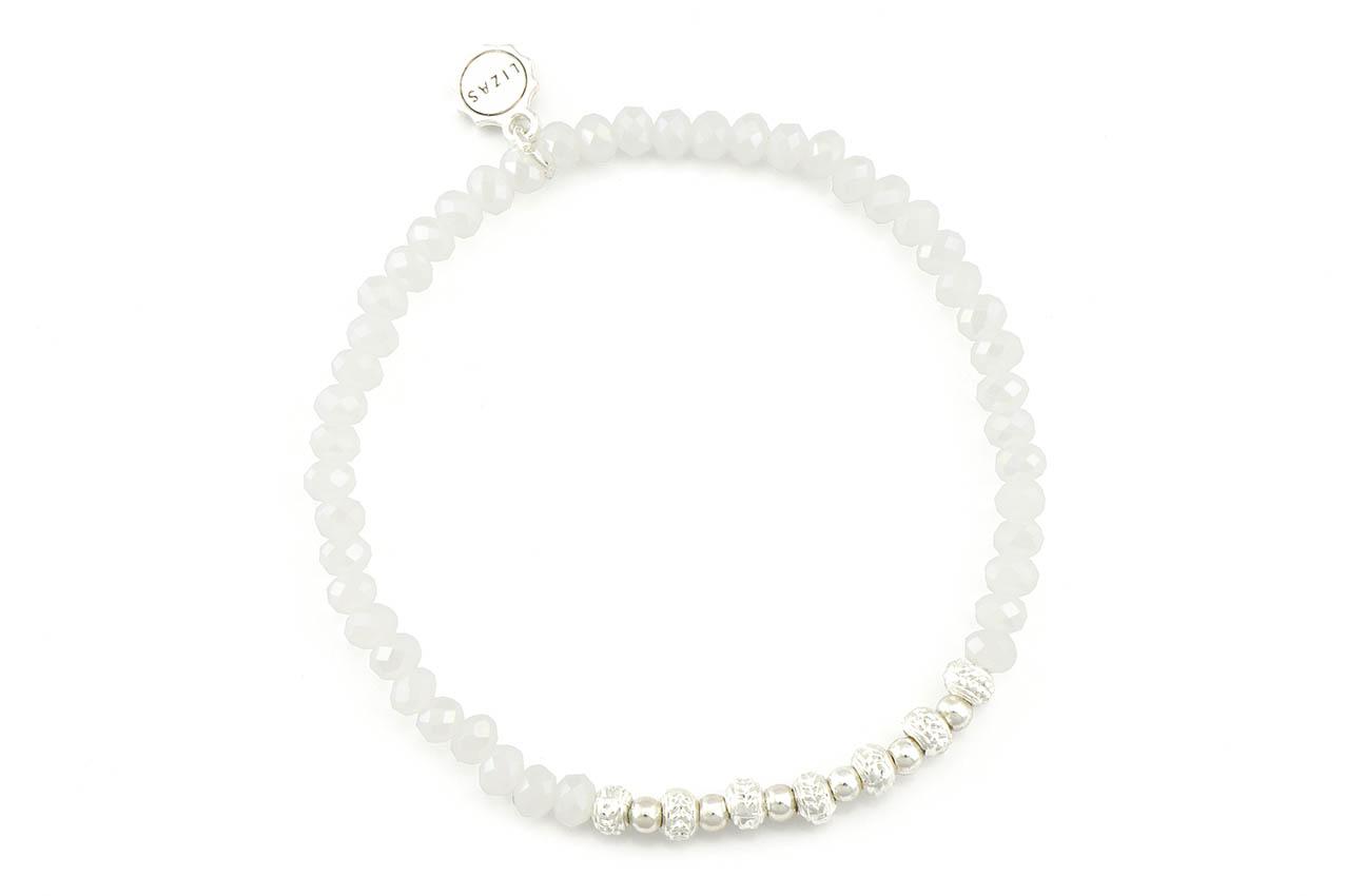Armband - White Wilson