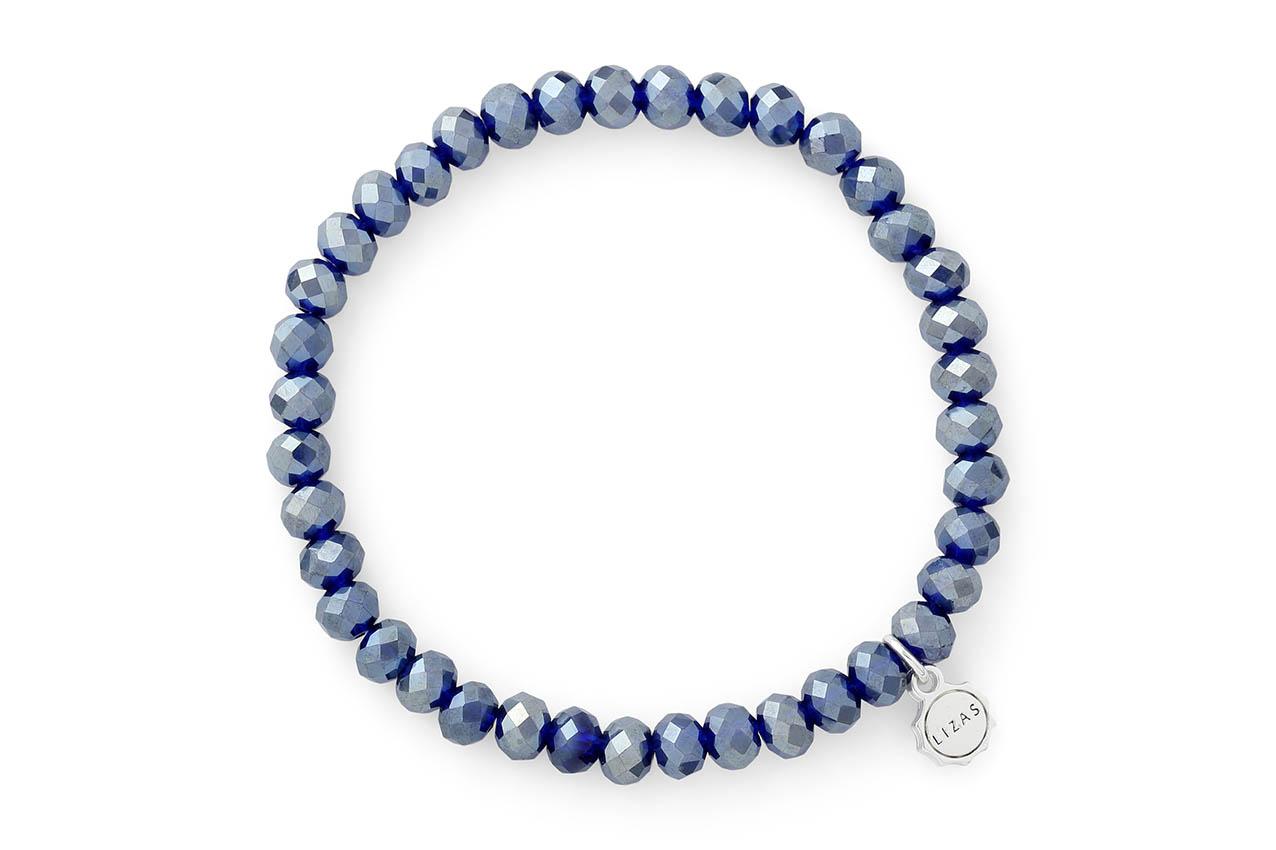 "Armband ""Nashville"" - Sea Blue"