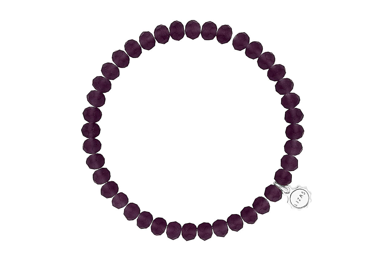 "Armband ""Nashville"" - Purple"