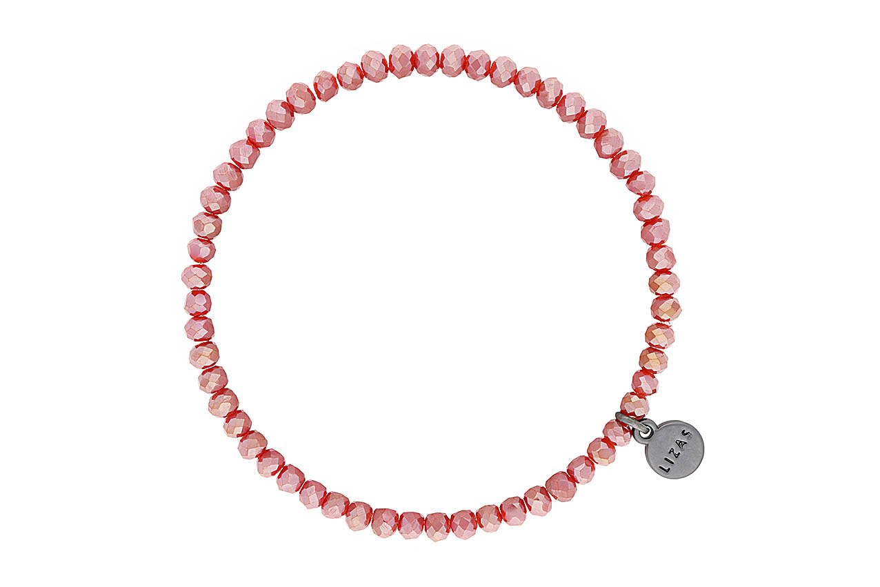 """Armband """"Knoxville"""" - Pale Red"""