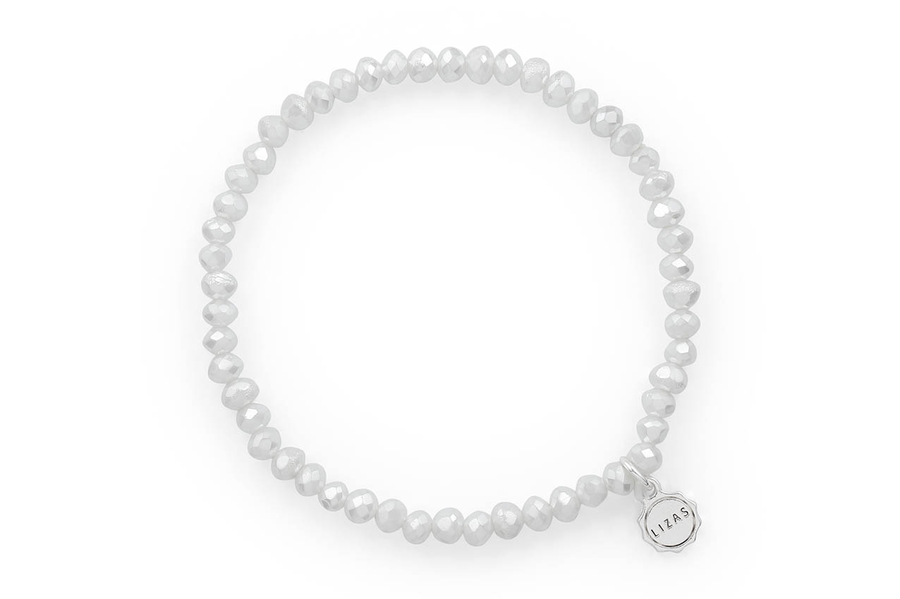 """Armband """"Knoxville"""" - Pearl"""