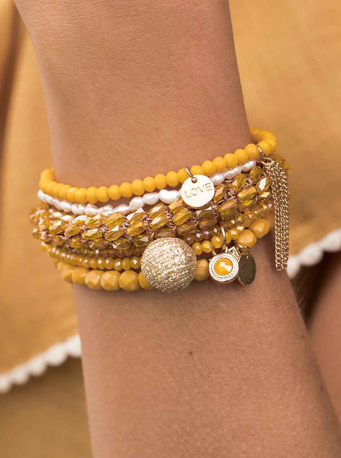 Armband - Honey Pot